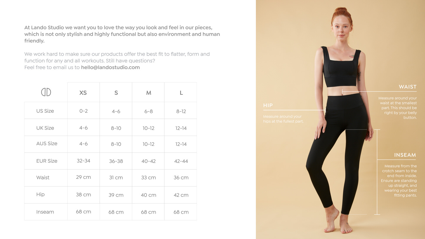 Free Flow Legging